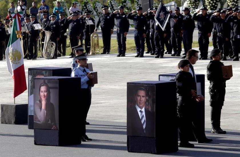 México anuncia equipo de Canadá en investigación de accidente aéreo
