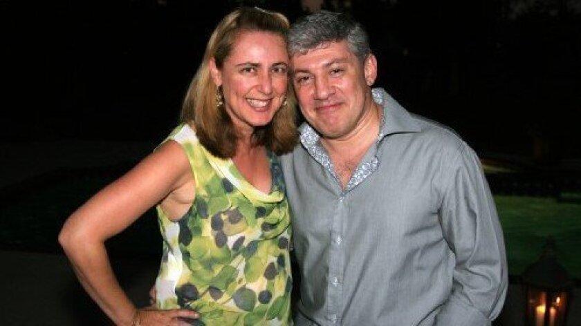 Nora and Philip Balikian (Photo/Lisa Sullivan/Sullivan Studios)