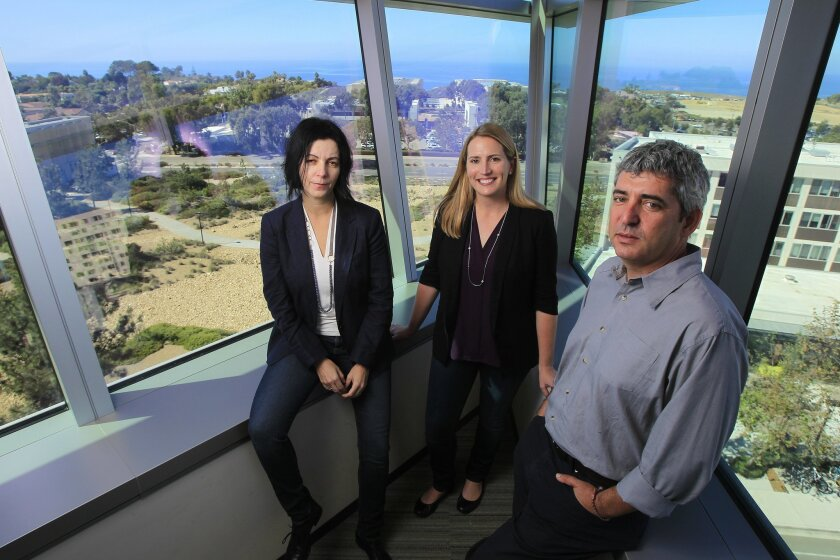 Ayelet Gneezy, associate professor of Behavioral Sciences and Marketing, Elizabeth Keenan Ph.D. candidate, and Uri Gneezy, Epstein/Atkinson chair in Behavioral Economics at UCSD's Rady School of Management.