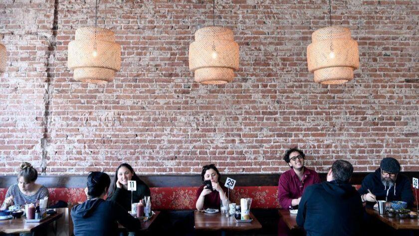 Joy dining room