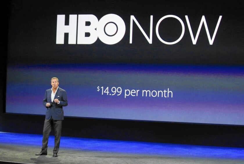 One of the founding fathers of the pay-TV model, HBO, now offers a stand-alone $14.99-a-month streaming service called HBO Now. Fewer consumers are subscribing to full pay-TV packages.
