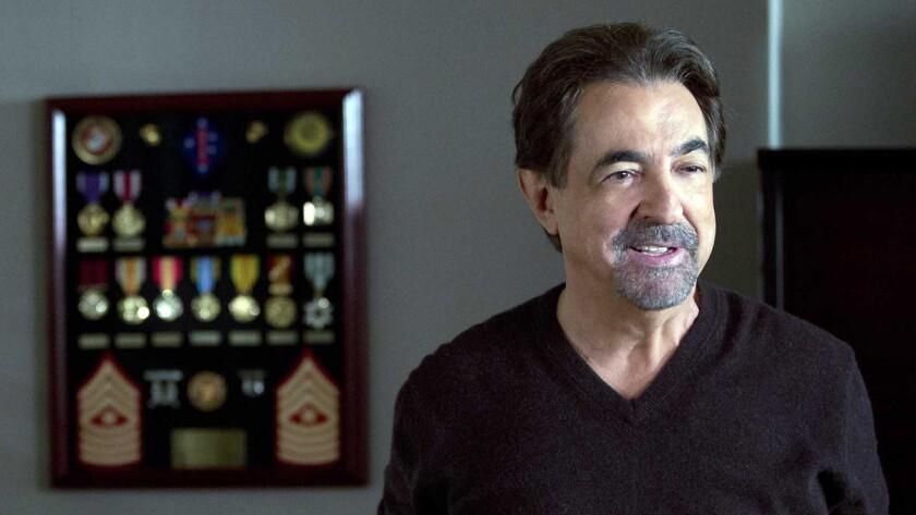 "Joe Mantegna directed this episode of ""Criminal Minds"" on CBS."