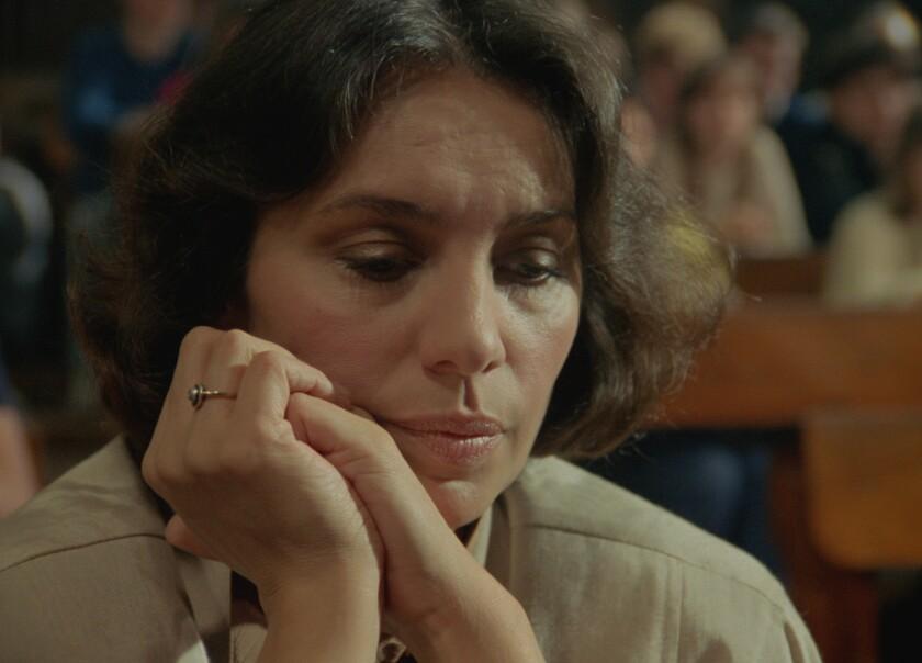 """Teresa Marczewska in """"Dekalog."""""""