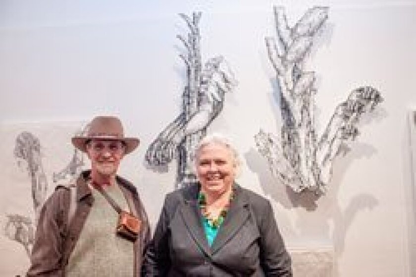 Jim Stelluti and Carol Buckley