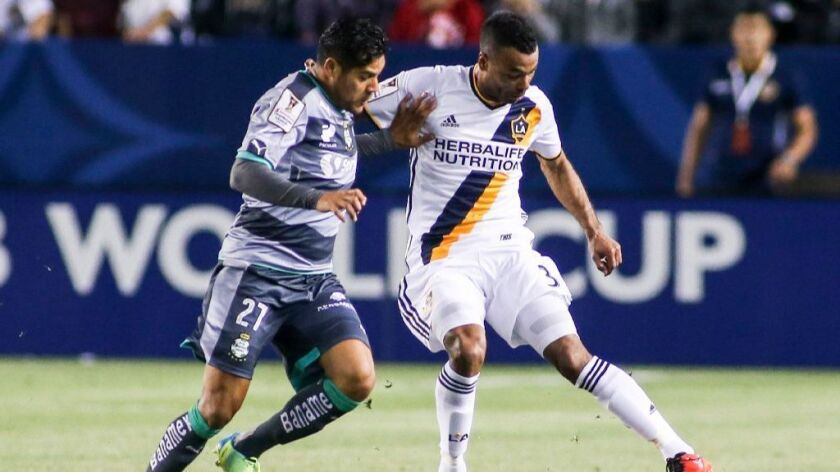 Injury woes mount for Galaxy