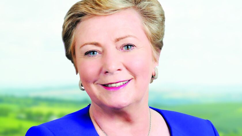 Frances Fitzgerald, Ireland's Minister for Justice & Equality