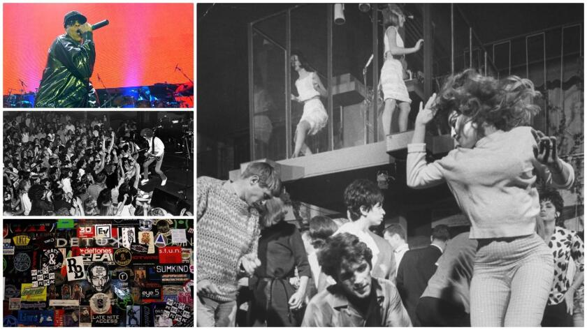 Mapping Sunset Boulevard's musical history - Los Angeles Times