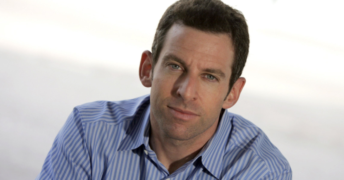 Column: No God? No problem, says god-free thinker Sam Harris