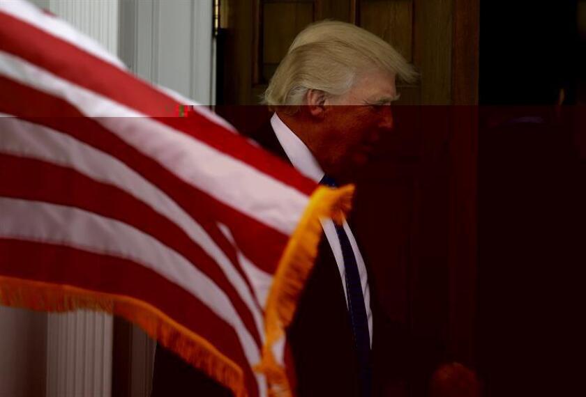 Otro miembro republicano del Colegio Electoral de Texas, Christopher Suprun, aseguró hoy que no votará por el presidente electo, Donald Trump, una semana después de que el elector Art Sisneros renunciara a su cargo para evitar emitir su voto a favor del empresario neoyorquino. EFE/ARCHIVO