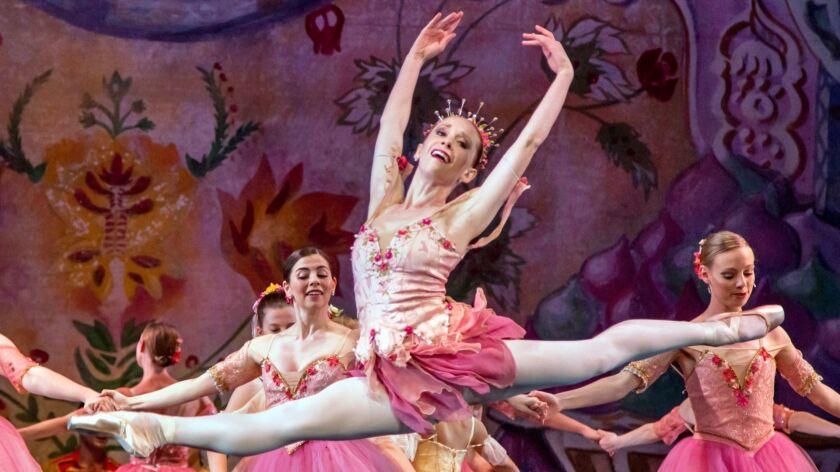 """City Ballet's """"Nutcracker."""" Anna Scipione photo"""