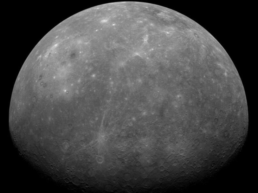 Mercury's magnetic field is at least 3.7 to 3.9 billion years old, according to data from NASA's Messenger mission.