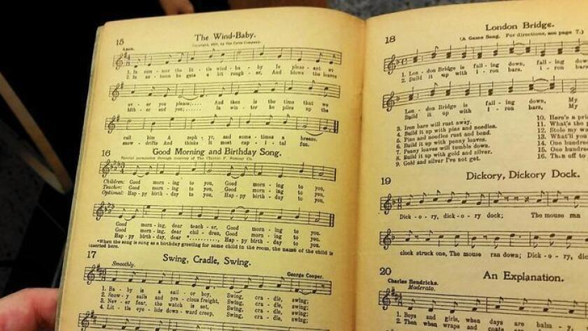Cancion Cumpleanos.Cumpleanos Feliz La Popular Cancion Esconde Una Compleja