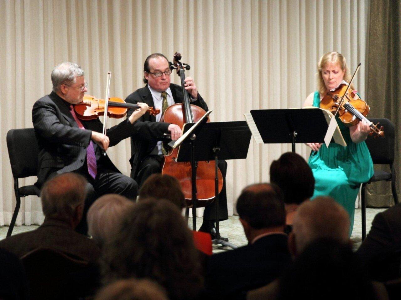 Mainly Mozart Spotlight Chamber Music Series