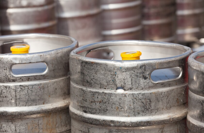 What's a Super Bowl party without a great keg of beer? (iStock)
