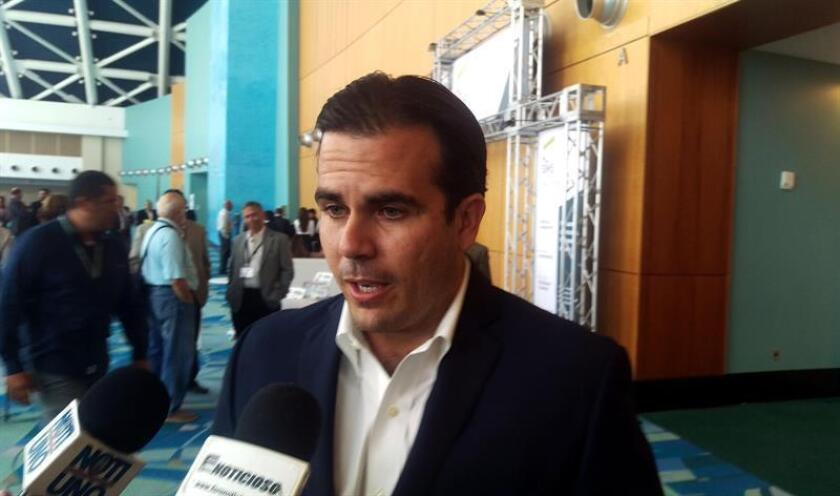 El gobernador de la isla, Ricardo Rosselló, ha ordenado una investigación. EFE/Archivo