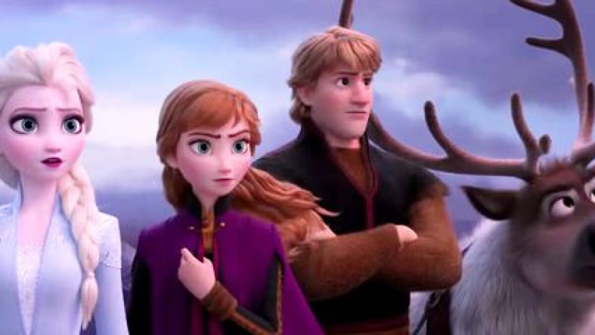 'Frozen 2' footage dazzles D23, 'Raya and the Last Dragon' announced