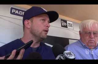 PADRES: Andy Green on Hunter Renfroe's recent surge at the plate