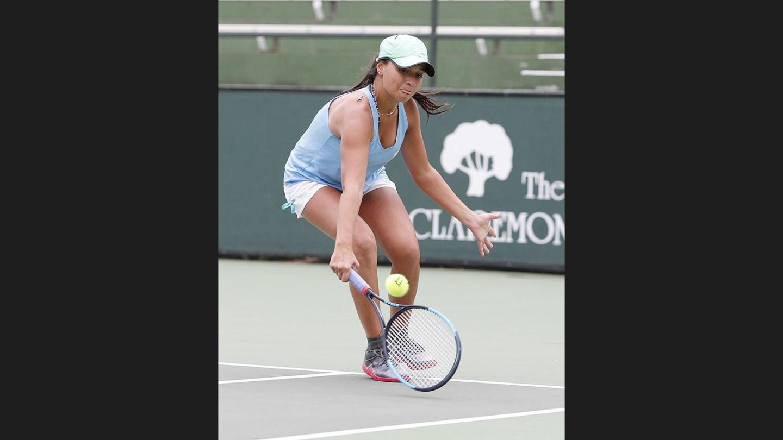 Photo Gallery: Crescenta Valley girls' tennis runner-up in CIF championship