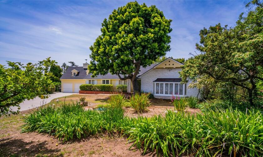 Elizabeth Taylor's Pacific Palisades estate