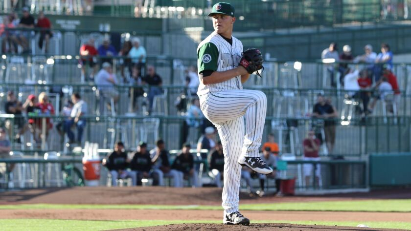 Padres pitching prospect Adrian Morejon was promoted from short-season Tri-City to low Single-A Fort