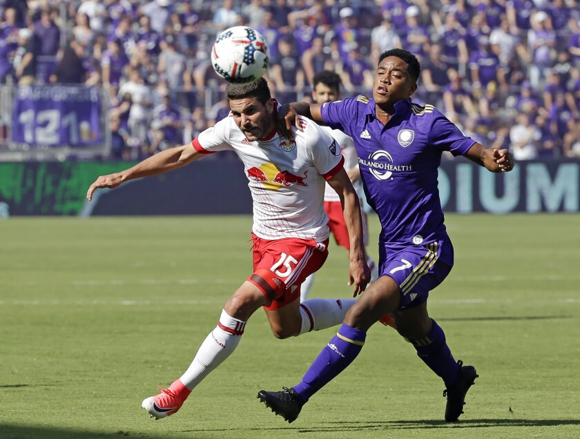 MLS Red Bulls Orlando City Soccer
