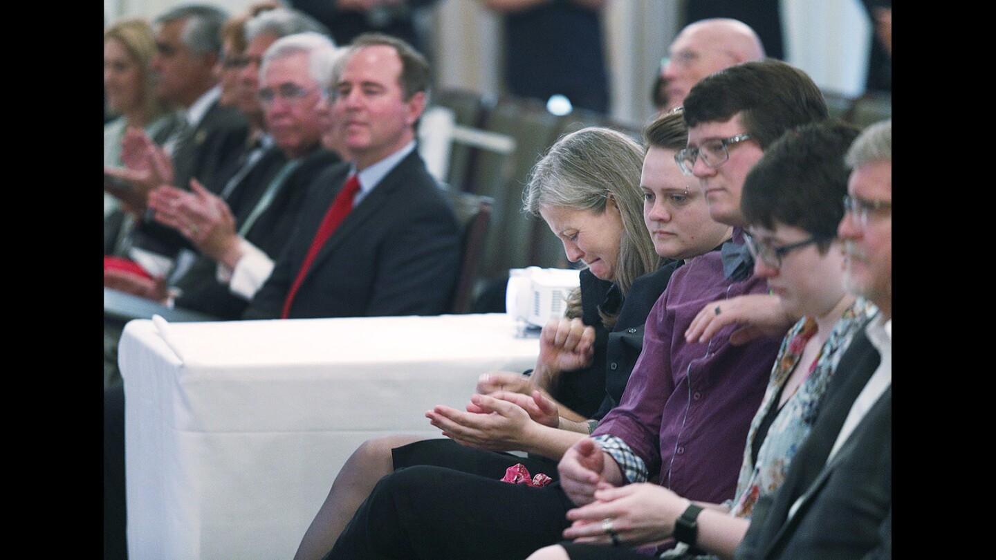 Photo Gallery: Celebration of Life for Burbank Mayor Will Rogers