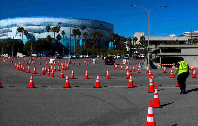Convention Center de Long Beach, California.