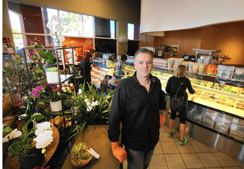 """""""If you have a sense of responsibility and you are determined, you can do anything,"""" says Tony Antoci, chief executive of Erewhon."""