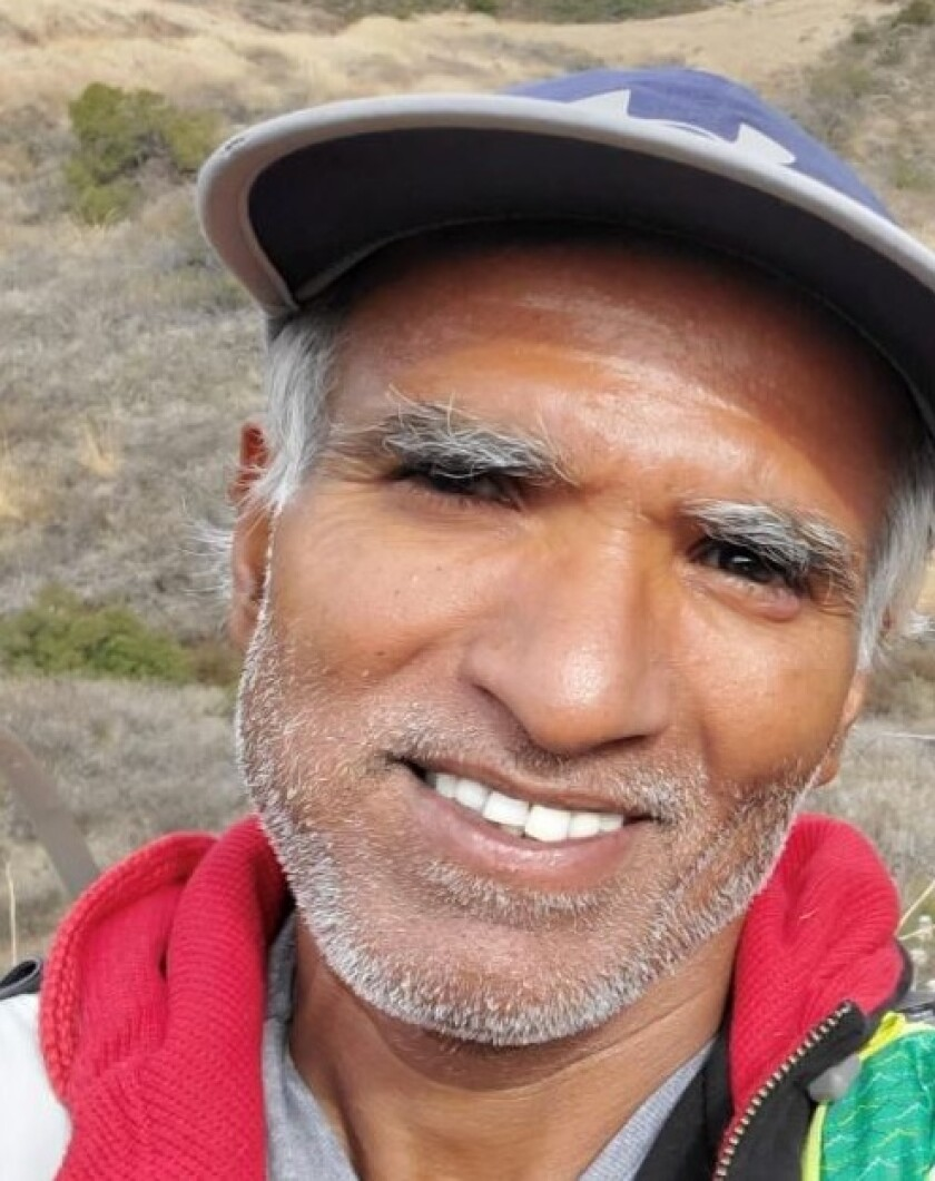 Rescue worker found dead during search for missing hiker on Mt. Baldy