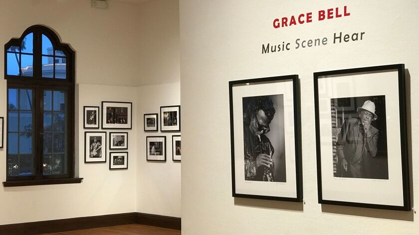 Grace Bell's 'Music Scene Hear' at Athenaeum Music & Arts Library