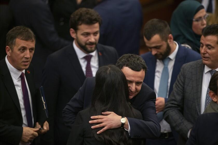 Kosovo Politics