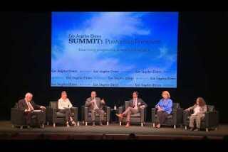 Los Angeles Times Summit: Powering Forward | Excerpt: George Minter
