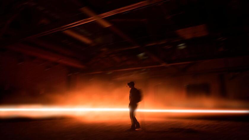 Alejandro Gonzalez Inarritu and his cinematographer Emmanuel Lubezki created a VR project that puts