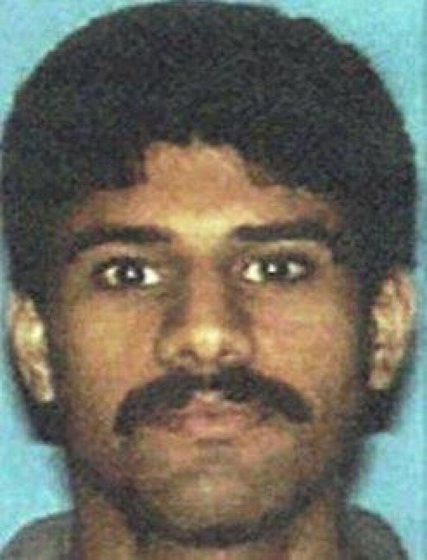 American Airlines Flight 77 hijacker Nawaf Alhazmi.