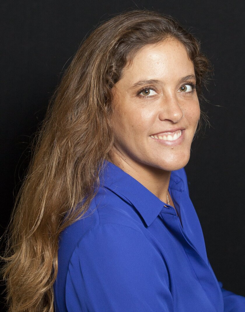Robin Oleata, owner of The Robin's Nest, specializes in therapeutic massage and Hatha yoga instruction.