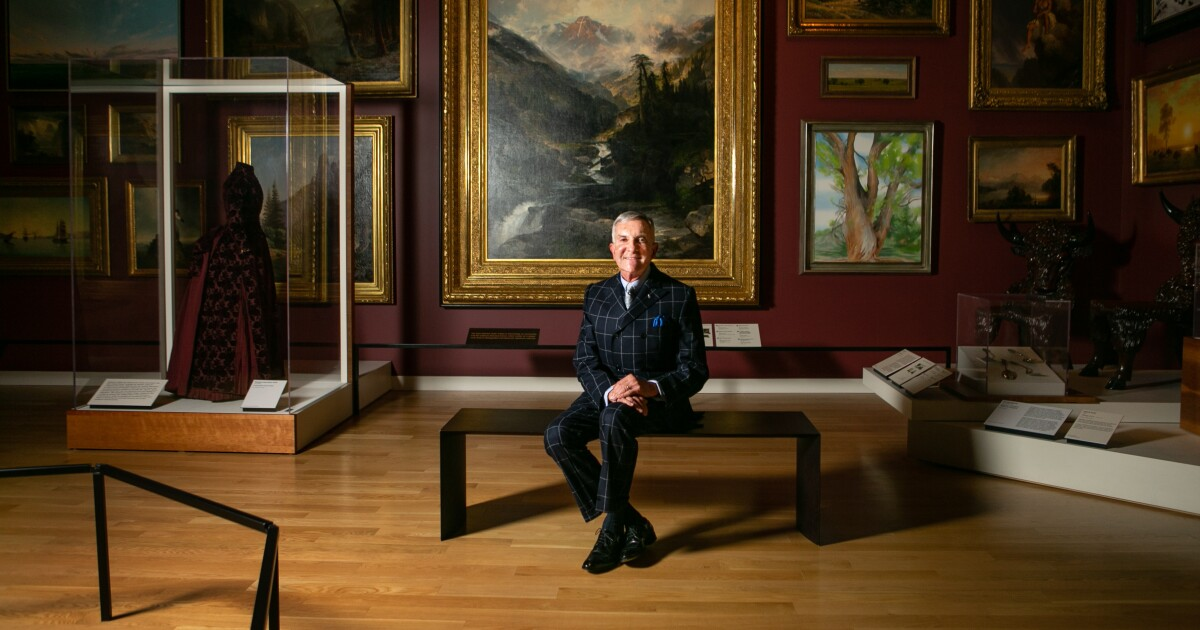 Column: How Rick West helped shift the love-hate dynamic between Indigenous people and museums