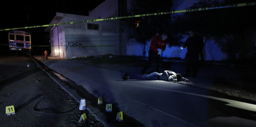 Meth and murder: A new kind of drug war has made Tijuana one