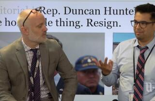 Editorial's Opinion on Duncan Hunter's plea