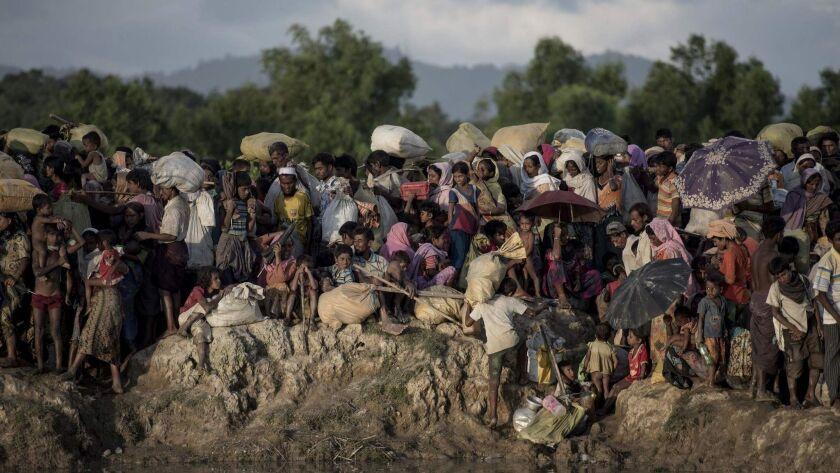 FILES-BANGLADESH-MYANMAR-ROHINGYA-UNREST