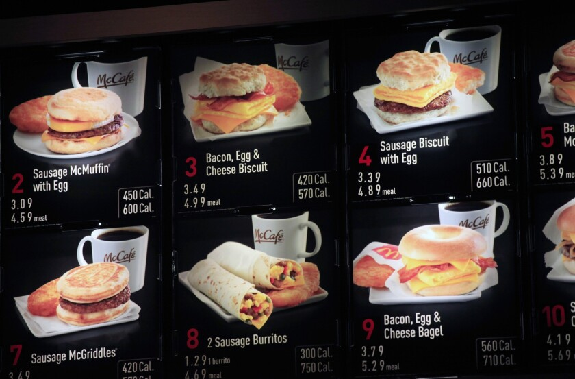 McDonald's late-night: Hash browns with your Big Mac, no