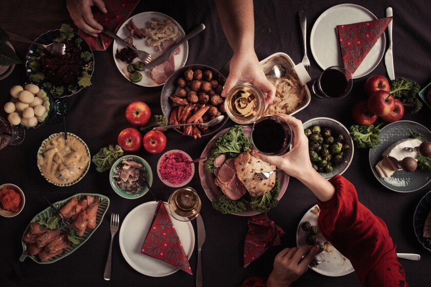 Christmas Lunch Buffet San Diego 2020 Skip cooking this Christmas and celebrate Santa's arrival at these