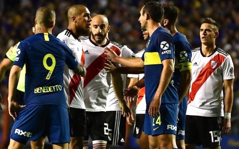 "River Plate vs Boca Juniors... ""vamos a recordar esto como una vergüenza total""."
