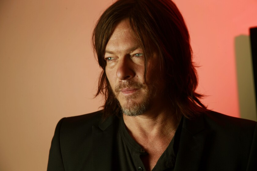 'Walking Dead' star Norman Reedus hitches a 'Ride' with ...