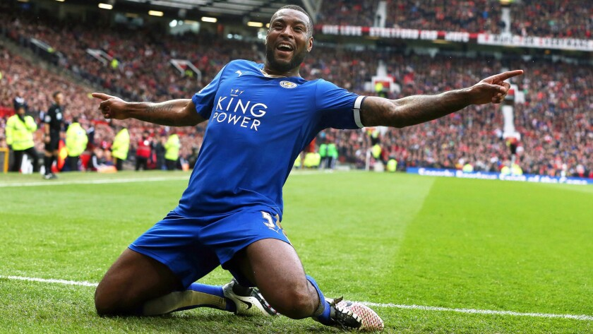 Wes Morgan will go from helping Leicester City win the EPL title to leading Jamaica in the Copa America tournament.