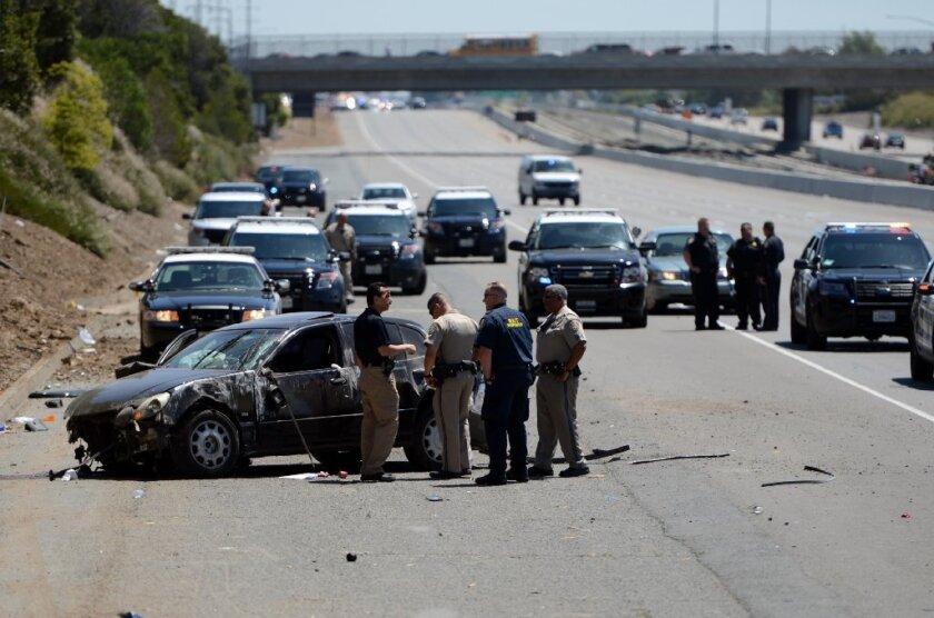 Las estadisticas señalan que alrededor de ocho millones de automovilistas chocaron sus autos intencionalmente contra otros vehículos o se bajaron de su auto para hacerle frete a otro conductor.
