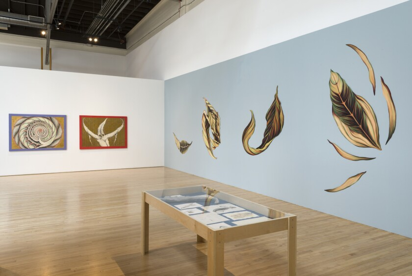 'Faith Wilding: Fearful Symmetries' at Armory Center for the Arts in Pasadena