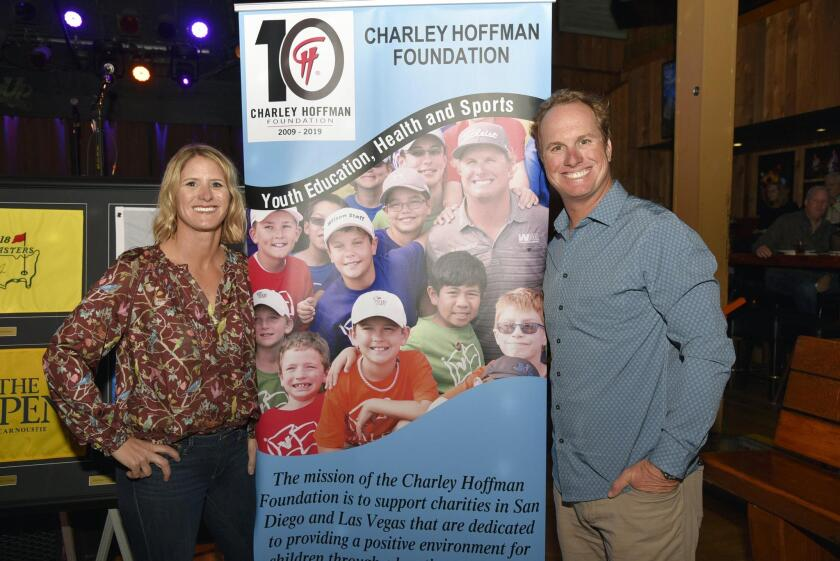 Charley Hoffman Foundation 10th anniversary celebration