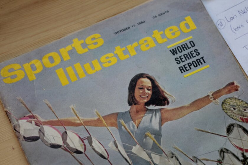 Over the last 31 years, Scott Smith has snagged thousands of signatures from sports stars featured on Sports Illustrated covers. But for all of his prize catches, one has eluded him: the autograph of the woman on the cover of the Oct. 17, 1960 issue.