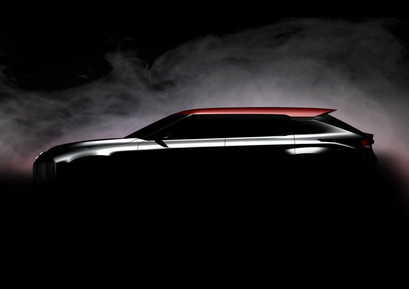 Mitsubishi Motors Ground Tourer Concept.