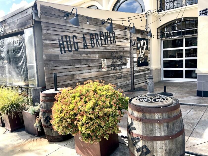 Karl Strauss Brewing Co. closed its La Jolla brewpub Jan. 11.